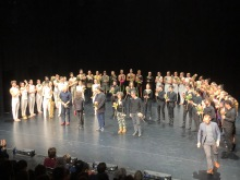 Project saxophone class & contemporary dance ZHdK 2018