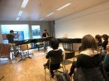 Masterclass with Marie-Bernadette Charrier (Bordeaux)